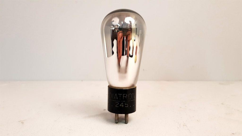 1 valvola tubes DIATRON 245 065